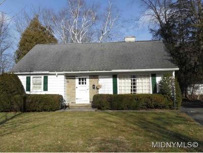 Oneida County Single Family Home For Sale: 14 Talcott Road