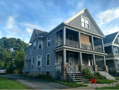 Utica Multi Family Home For Sale: 1025 Mathews Ave