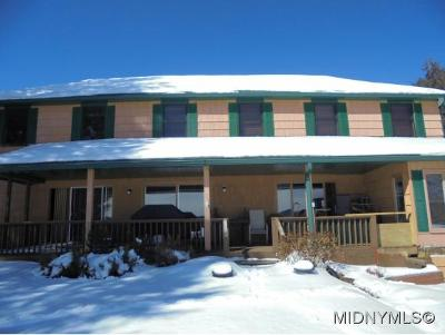 Old Forge NY Single Family Home For Sale: $995,000