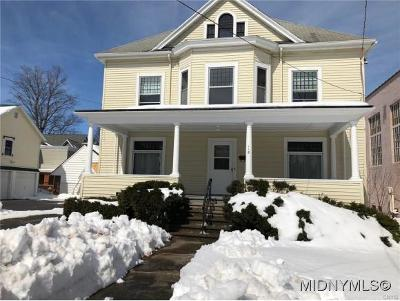 Madison County Single Family Home For Sale: 118 W. Grove Street