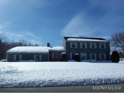 Madison County Single Family Home For Sale: 631 Patio Circle Drive