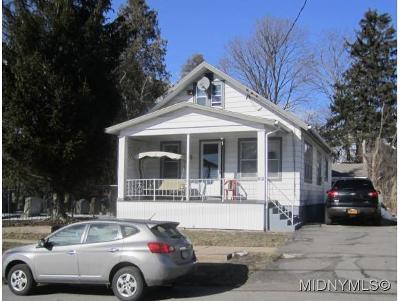 Oneida County Single Family Home For Sale: 812 Watson Pl