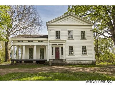 Augusta Single Family Home For Sale: 5574 Knoxboro Rd