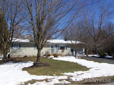 Madison County Single Family Home For Sale: 1077 Palmer Drive