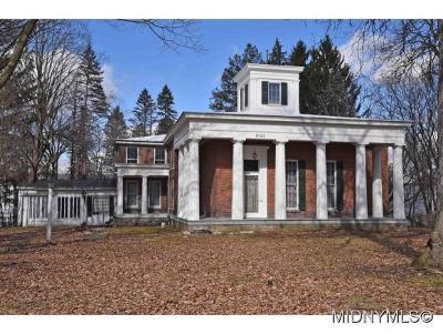 Herkimer County Single Family Home For Sale: 47 E. Main Street