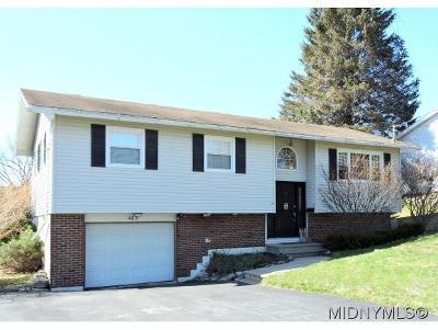 Single Family Home For Sale: 463 Elmhurst Road