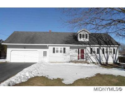Whitesboro Single Family Home For Sale: 5196 Wilcox Road