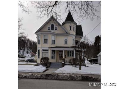Herkimer County Single Family Home For Sale: 24 Marshall Avenue