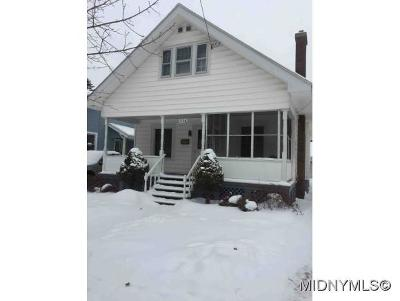 Oneida County Single Family Home For Sale: 1124 Kellogg Avenue