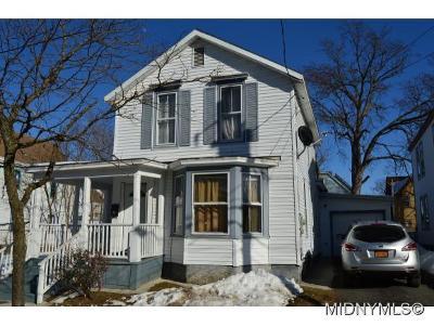 Oneida County Single Family Home For Sale: 1529 Neilson Street