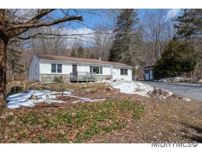 Single Family Home For Sale: 6381 Trenton Rd