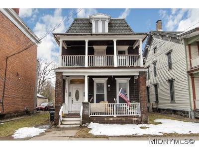 Whitesboro Multi Family Home For Sale: 6 Park Ave