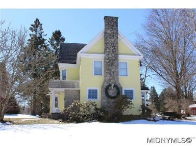 Verona Single Family Home For Sale: 6991 Greenway New London Road