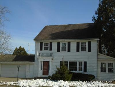 Utica Single Family Home For Sale: 2649 Edgewood Rd