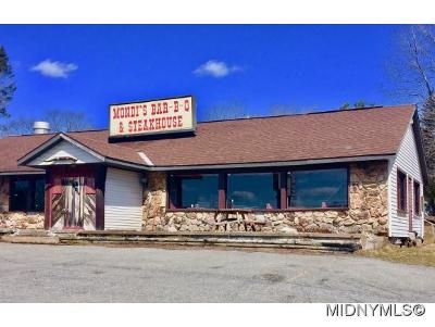 Commercial For Sale: 9830 State Route 12