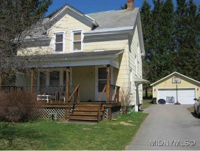 Herkimer County Single Family Home For Sale: 61 South Main Steet