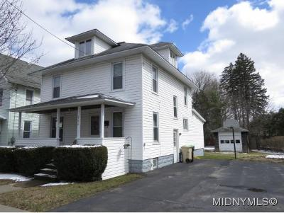 Herkimer County Single Family Home For Sale: 204 Suiter St.