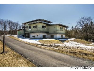 Marcy Single Family Home For Sale: 10030 Hillside Ter