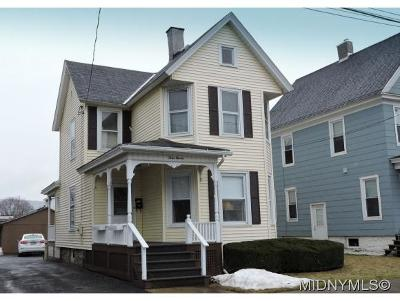 Herkimer County Single Family Home For Sale: 311 Park Avenue
