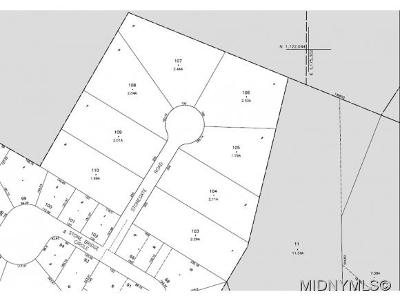 New Hartford Residential Lots & Land For Sale: 7 Stonegate Road