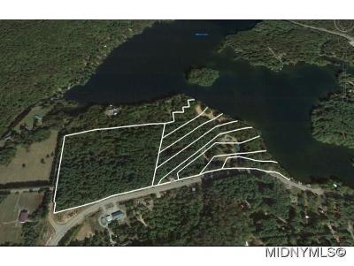 Residential Lots & Land For Sale: Nys Rt 28