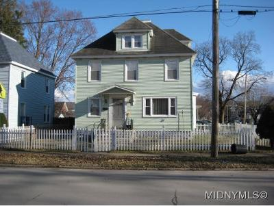 Herkimer County Single Family Home For Sale: 517 Bellinger Avenue