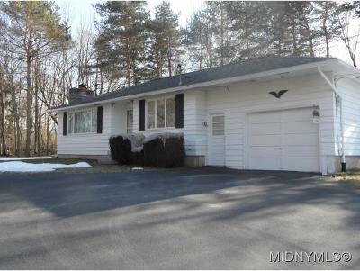 SAUQUOIT Single Family Home For Sale: 9346 Paris Hill Road