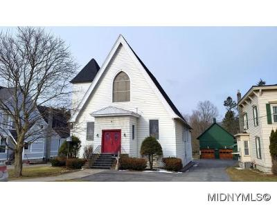 Herkimer County Single Family Home For Sale: 68 S Main St