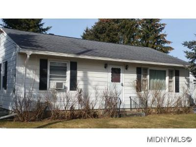 ROME Single Family Home For Sale: 6749 Rome-Westmoreland Rd