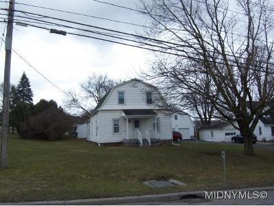 Madison County Single Family Home For Sale: 3446 Seneca Turnpike