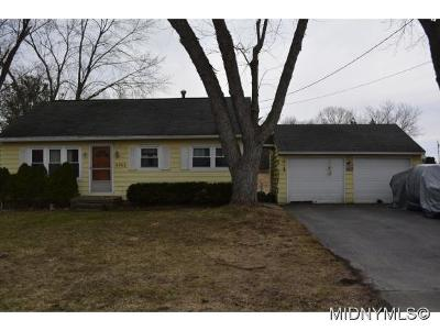 ROME Single Family Home For Sale: 6765 Westmoreland Road (Rte 233)