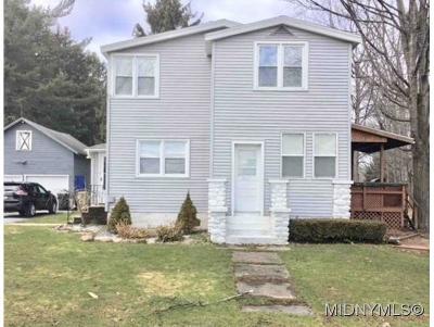 Whitesboro Multi Family Home For Sale: 5271 Wilcox Road