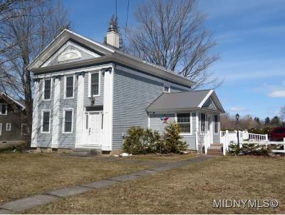 Herkimer County Single Family Home For Sale: 479 E. Main Street