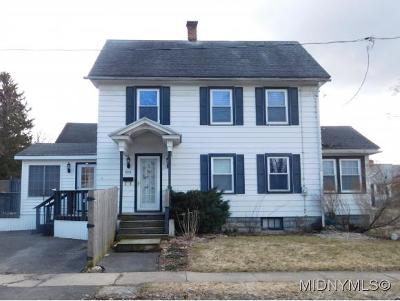 Oneida County Single Family Home For Sale: 1201 Downer Ave