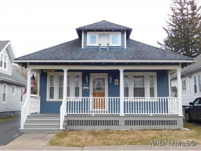 Oneida County Single Family Home For Sale: 1127 Downer Ave