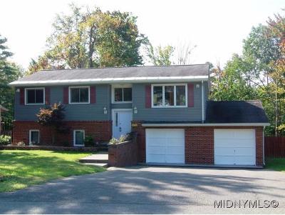 UTICA Single Family Home For Sale: 43 Nob Road