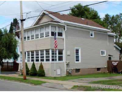 Herkimer County Single Family Home For Sale: 315 Moore Ave