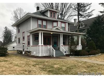 ROME Single Family Home For Sale: 1006 North Madison