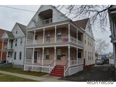 Utica Multi Family Home For Sale: 1207 Blandina Street