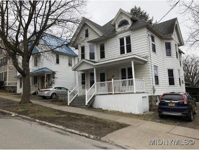 Herkimer County Single Family Home For Sale: 53 Salisbury