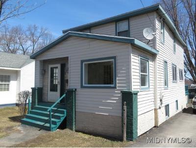 New Hartford NY Single Family Home For Sale: $104,900