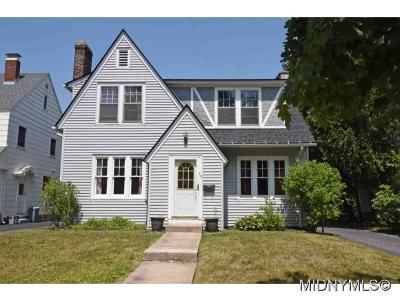 Oneida County Single Family Home For Sale: 19 Geer Ave