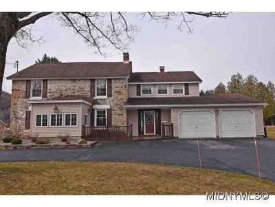 UTICA Single Family Home For Sale: 1436 Albany Street