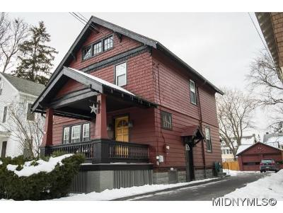 Oneida County Single Family Home For Sale: 1812 Baker Avenue