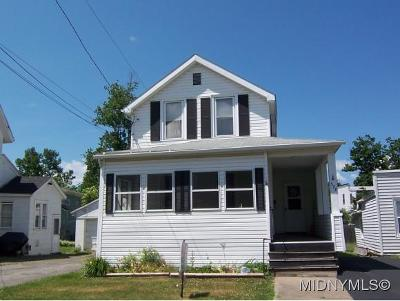 Madison County Single Family Home For Sale: 378 Stone Street