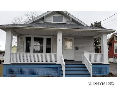 Single Family Home For Sale: 5 Palmer Ave