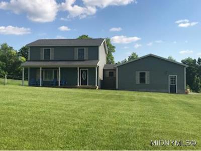 Oneida County Single Family Home For Sale: 5926 Knoxboro Road