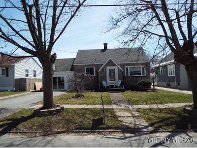UTICA Single Family Home For Sale: 1241 Kossuth Ave.