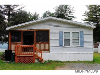 Oneida County Single Family Home For Sale: 153 Pine Haven Circle