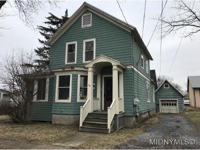 Whitesboro Multi Family Home For Sale: 39 Gardner